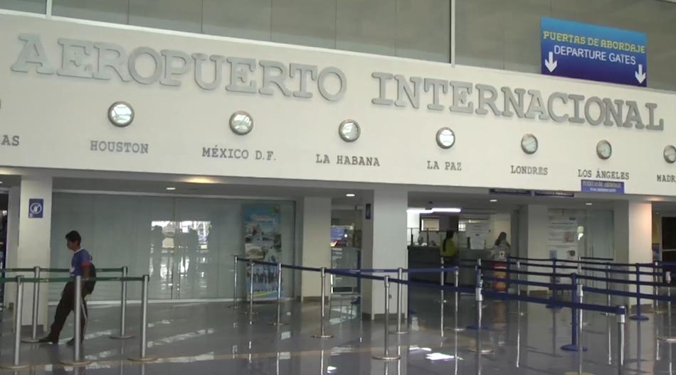 Al fin aeropuerto de Managua a nivel de grandes terminales aéreas