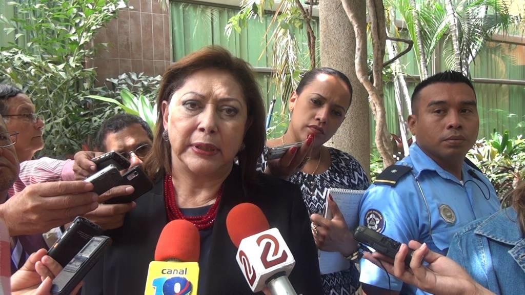 Según Presidenta de la CSJ hecho de violencia en colegio es aislado