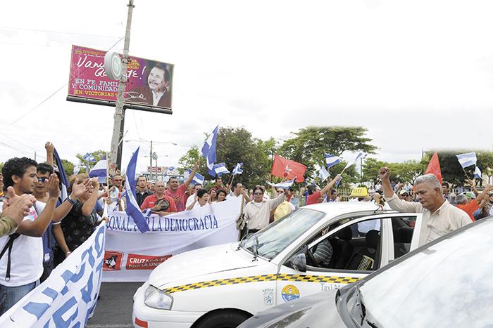 Almagro se pronuncia sobre Nicaragua