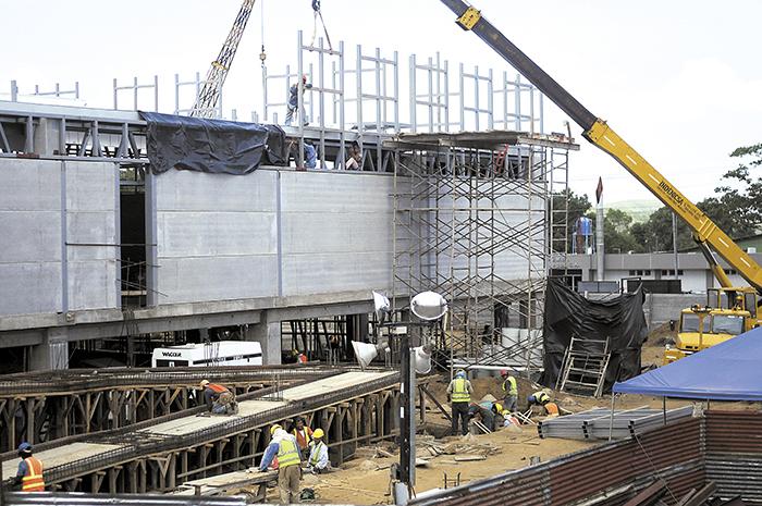 Construcción en Nicaragua aporta más a la economía