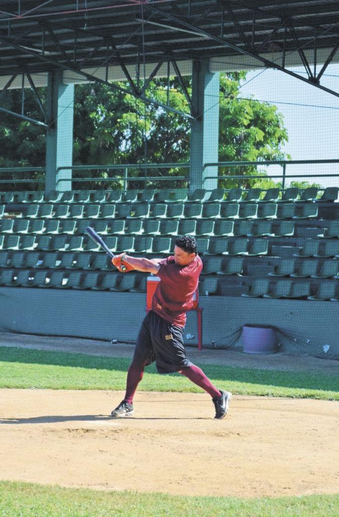 Cabrera está   en Culiacán