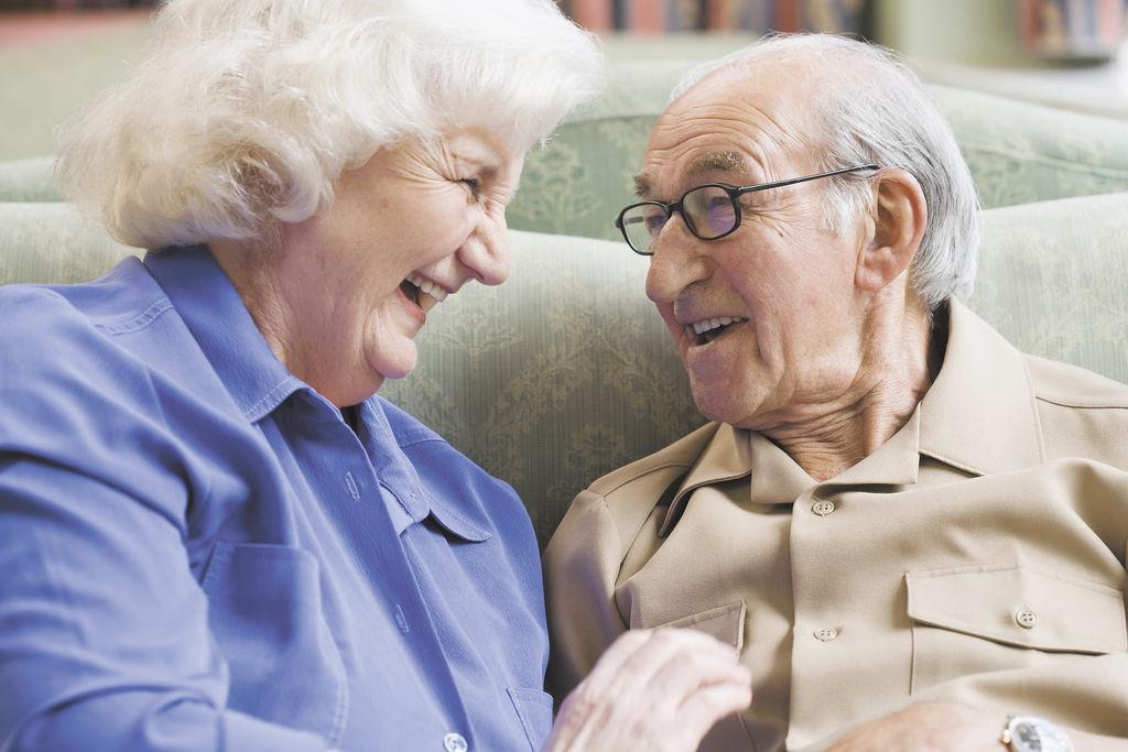 Salud de los adultos mayores
