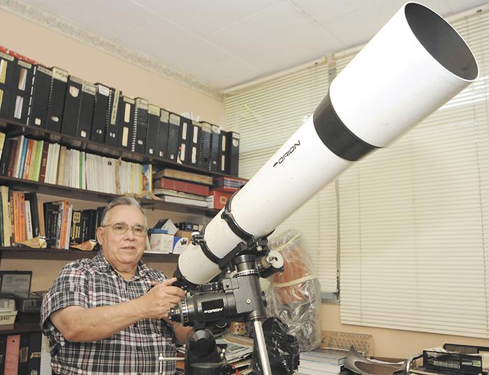 Un asteroide llamado Nicaragua