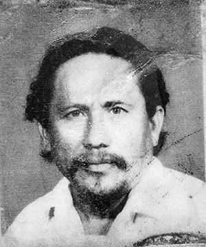 Desde los 14 años Enrique Fonseca se ha dedicado a estudiar e investigar la cultura indígena de Sutiaba.