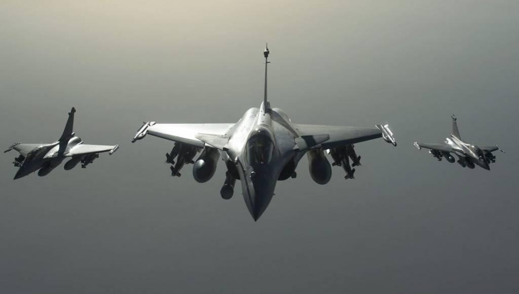 Rusia comienza su intervención aérea en Siria contra el Estado Islámico