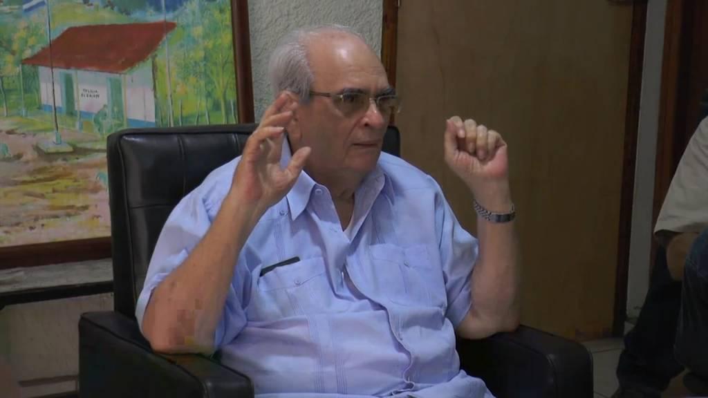 Gadea es propuesto nuevamente como candidato en el 2016