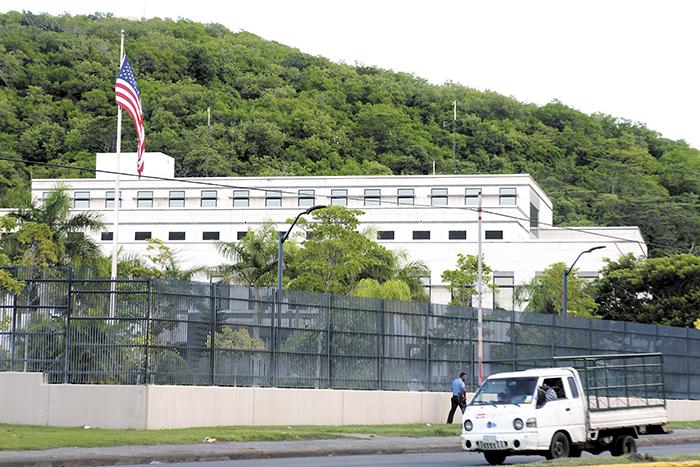 Embajada de EE.UU. en Nicaragua advierte: no se deje estafar