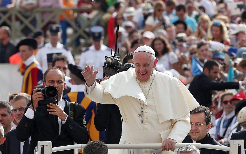 Papa Francisco. LA PRENSA/EFE