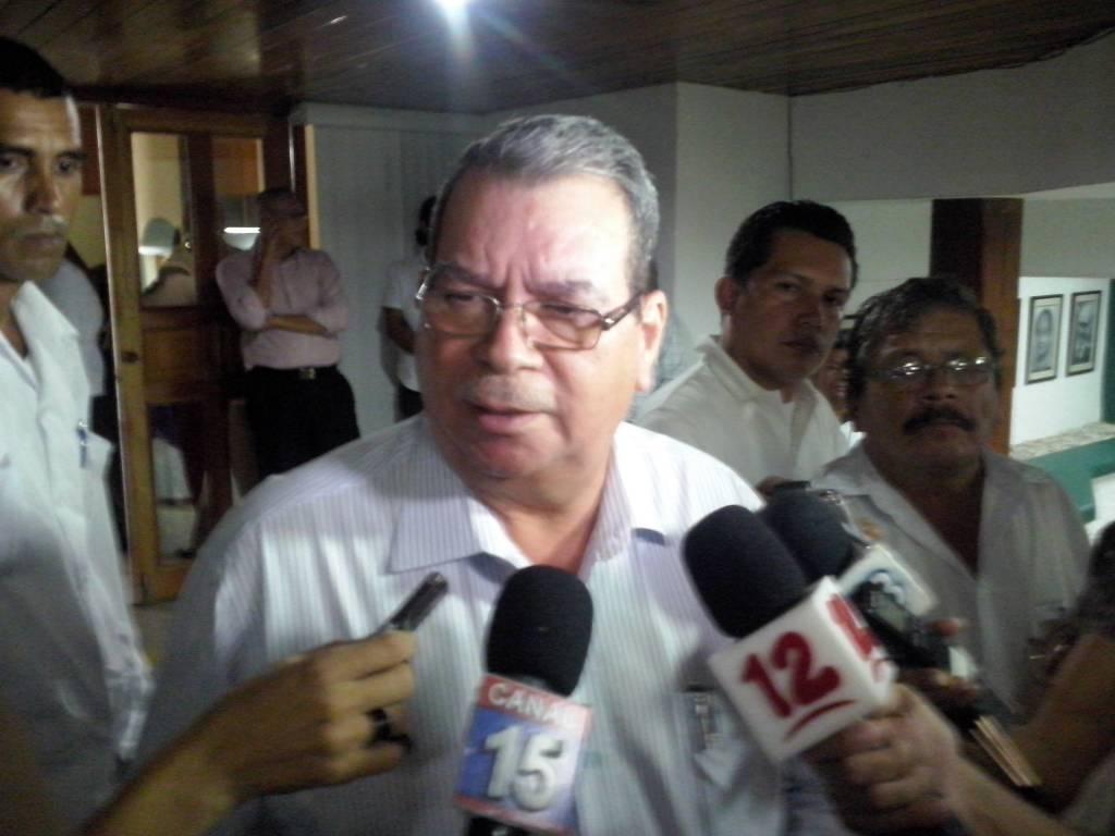 Halleslevens desconoce detalles de iniciativa de Ortega
