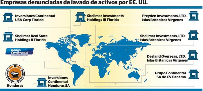 mapa negocios lavado