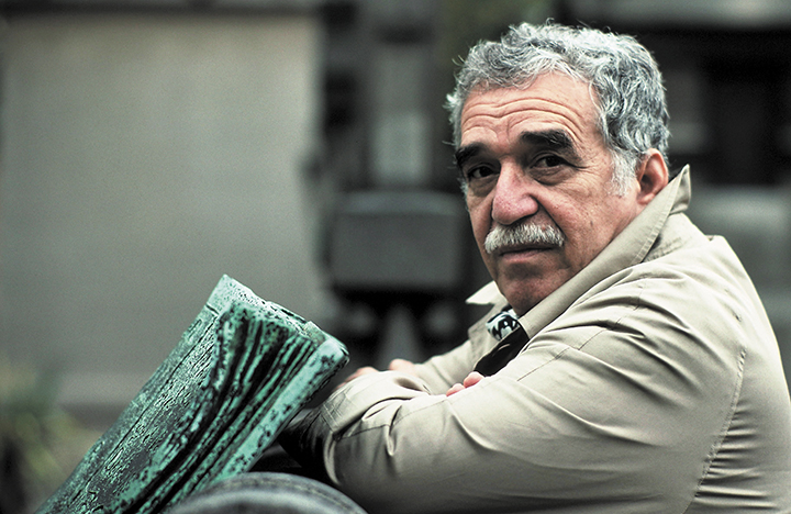 """""""""""Los seres humanos no nacen para  siempre el día en  que sus madres los alumbran, sino que  la vida los obliga a parirse a sí mismos una y otra vez.""""  Gabriel García Márquez, escritor."""