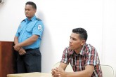 Suspenden audiencia para acusado de asesinato