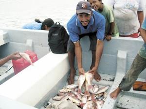 El SICA impulsa una sola política de pesca. LA PRENSA/ARCHIVO