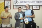 FIFA decidirá el destino de la Fenifut tras suspensión de Jacinto Reyes