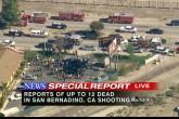 Varios muertos en tiroteo en California