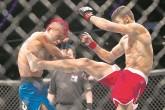 """""""Chimmy"""" Morales cumple con el peso para su combate en AMM"""