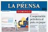 Portada de La Prensa – 06.12.2015