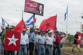 Líder opositor nicaragüense se reunió con autoridades de Israel