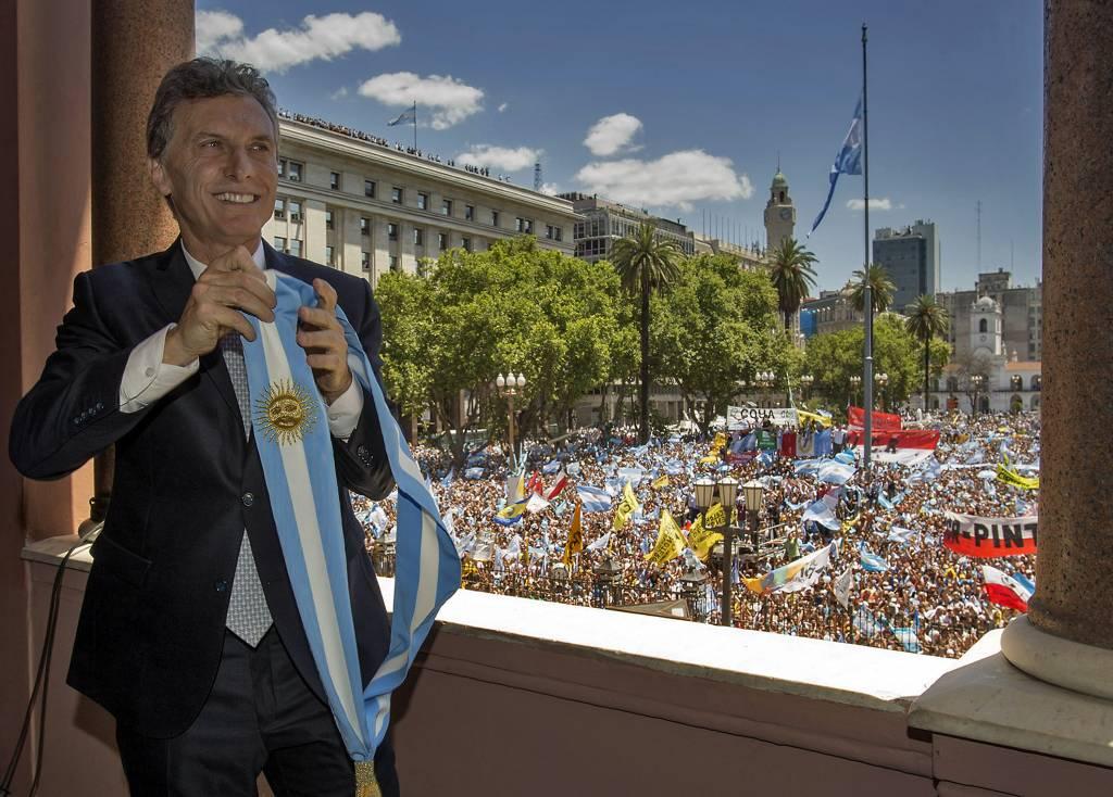 Mauricio Macri, Argentina, Kirchnerismo, Cristina Fernández,