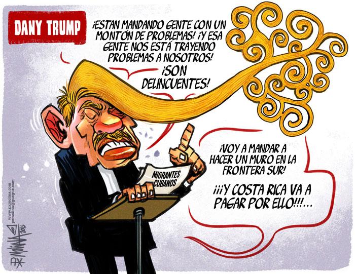 Caricatura de Pedro Molina / LA PRENSA / Cortesía