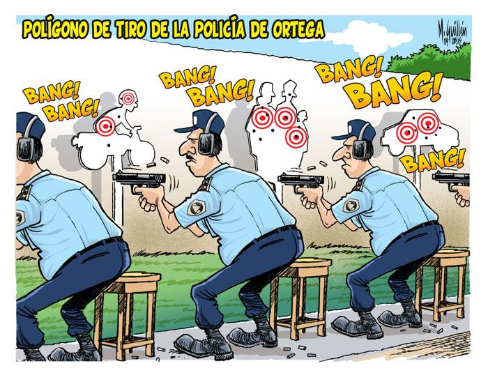 Caricatura de Manuel Guillén / LA PRENSA