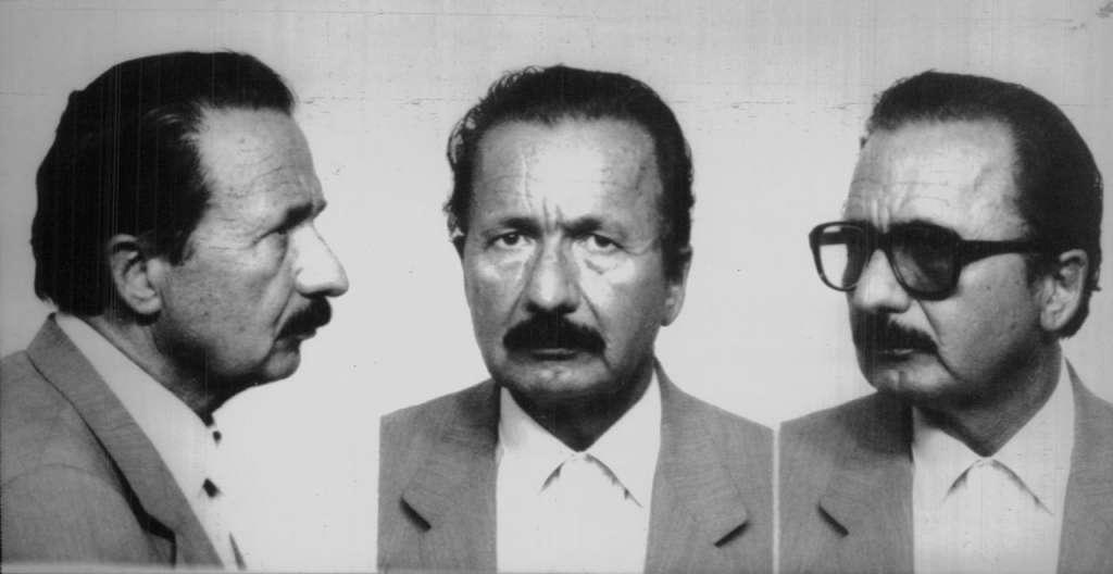 Gelli detenido en Ginebra, Suiza.