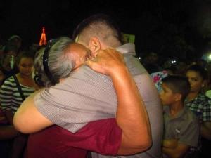 Entre los detenidos estaban los principales líderes del distrito minero, Mina El Limón.