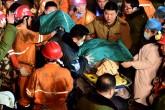 Se suicida el dueño de una mina que se derrumbó en China