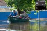 Inundaciones en el Cono Sur dejan 170,000 evacuados