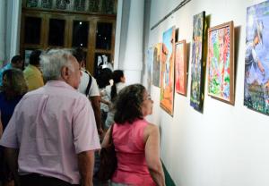 Festival Fusión Artes Visuales en su decimosegunda edición. LA PRENSA/CORTESÍA.