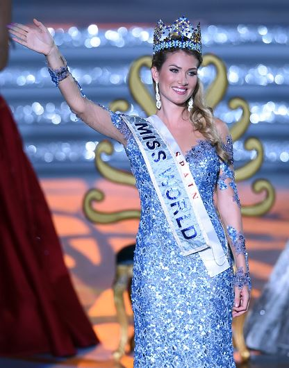 Mireia Lalaguna. LA PRENSA/AFP
