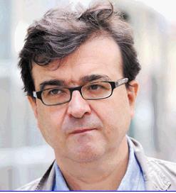 Javier Cercas. LA PRENSA/EFE