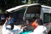 Niño resulta quemado en incendio en Chinandega