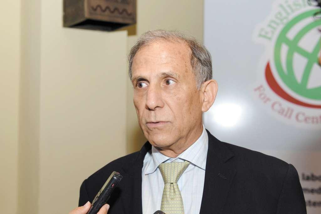 Álvaro Baltodano, delegado presidencial para las inversiones.  LA PRENSA/ARCHIVO