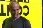 Zidane, nuevo técnico del Real Madrid