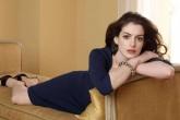 Anne Hathaway publicó una foto de su embarazo