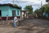 Familias de Sabana Grande exigen acuerdo justo por viviendas