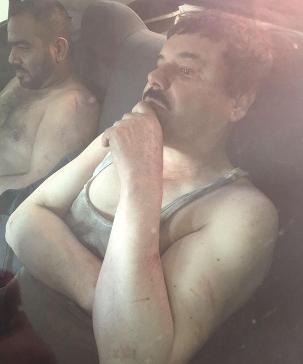 El Chapo Guzmán, El Chapo, México, Narcotráfico, Narcotraficante