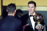 Messi ganó el Balón de Oro 2015
