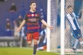 Barsa cumple trámite ante Espanyol y avanza en la Copa del Rey