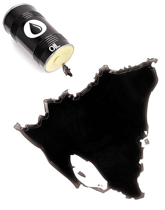 El petróleo venezolano y su manejo discrecional es la mayor fuente de ingreso para la familia Ortega-Murillo.