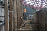 Alza en materiales de construcción no para