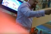 Nelson Artola amenaza a joven en República Dominicana