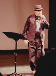 Poeta granadino Silvio Sáenz. LAPRENSA/CORTESIA