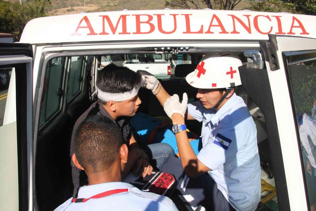 Accidente, Jinotega
