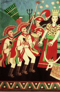 pintores nicaragüenses