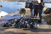 Al menos 45 muertos en tres naufragios en mar Egeo