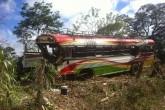 Otro accidente de transito en transporte colectivo