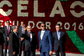 Danilo Medina asume presidencia temporal Celac