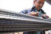 Materiales de construcción 3% más costosos
